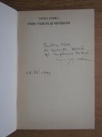 Vasile Andru - India vazuta si nevazuta (cu autograful autorului)
