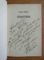 Anticariat: Vasile Bardan - Gravitonia (cu autograful autorului)