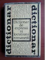 Anticariat: Vasile Breban - Dictionar de expresii si locutiuni romanesti