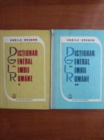 Anticariat: Vasile Breban - Dictionar general al limbii romane (2 volume)