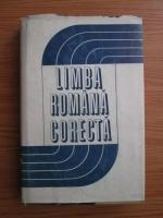 Vasile Breban - Limba romana corecta. Probleme de ortografie, gramatica, lexic