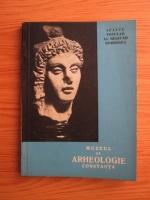 Vasile Canarache - Muzeul de arheologie Constanta
