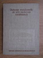 Vasile Dragut - Dictionar enciclopedic de arta medievala romaneasca