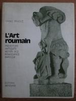 Vasile Dragut - L art roumain
