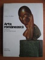 Vasile Florea - Arta romaneasca moderna si contemporana