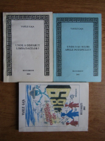 Vasile Gaja - Unde a disparut limba dacilor? (3 volume)