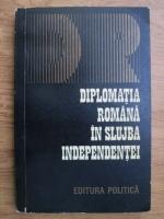 Anticariat: Vasile Gliga, Teofil Balaj, Ion Ciubotaru - Diplomatia romana in slujba independentei