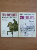 Anticariat: Vasile Iliescu - Statul. Utopie si realitate (2 volume)