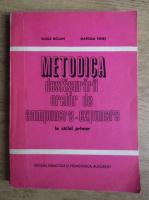 Vasile Molan - Metodica desfasurarii orelor de compunere expunere