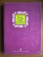 Anticariat: Vasile Parvan - Studii de istorie medie si moderna