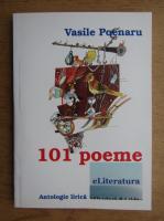 Anticariat: Vasile Poenaru - 101 poeme