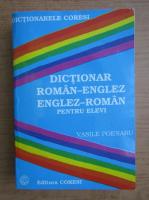 Anticariat: Vasile Poenaru - Dictionar englez-roman pentru elevi
