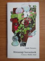 Anticariat: Vasile Poenaru - Ninsori in baragan (editie bilingva)