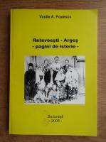Anticariat: Vasile Popescu - Retevoesti , Arges