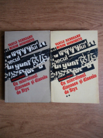 Vasile Rebreanu, Miron Scorobete - Cu microfonul dincoace si dincolo de Styx (2 volume)