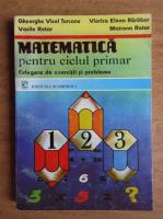 Vasile Rotar - Matematica pentru ciclul primar (1996)