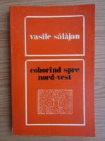 Anticariat: Vasile Salajan - Coborand spre nord-vest