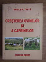 Vasile Tafta - Cresterea ovinelor si a caprinelor
