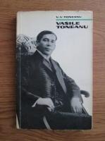 Vasile V. Toneanu - Vasile Toneanu