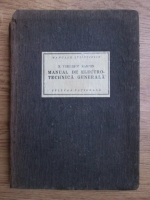 Vasilescu Karpen - Manual de electrotehnica generala (1927)