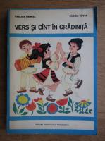 Anticariat: Vasilica Firimita, Rodica Sovar - Vers si cant in gradinita