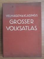 Velhagen und Klasings Grosser Volksatlas (1940)