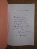 Anticariat: Venera Antonescu - Aud infrunzire (cu autograful autorului)