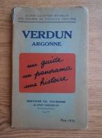 Anticariat: Verdun. Argonne 1914-1918 (ghid turistic, 1937)