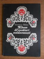 Anticariat: Veronica Balan - Album de cusaturi moldovenesti