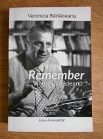 Anticariat: Veronica Barladeanu - Remember