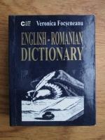 Anticariat: Veronica Focseneanu - Dictionar englez-roman. English-Romanian dictionary