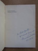 Veronica Porumbacu - Intoarcerea din Cythera (cu autograful autorului)