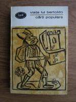 Anticariat: Viata lui Bertoldo. Carti populare