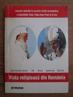 Anticariat: Viata religioasa din Romania. Studiul documentar