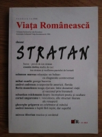 Anticariat: Viata romaneasca nr. 7-8, 2013. Dosar stratan