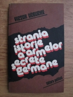 Anticariat: Victor Debuchy - Strania istorie a armelor secrete germane