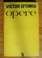 Anticariat: Victor Eftimiu - Opere (volumul 16)