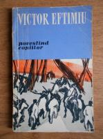 Anticariat: Victor Eftimiu - Povestind copiilor