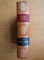Victor Hugo - Les miserables (volumul 2)