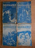Victor Hugo - Mizerabilii (4 volume, 1935)
