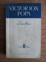 Victor Ion Popa - Teatru