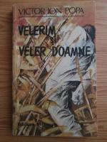 Anticariat: Victor Ion Popa - Velerim si veler doamne