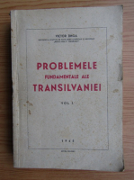 Anticariat: Victor Jinga - Problemele fundamentale ale Transilvaniei (volumul 1, 1945)