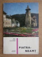 Anticariat: Victor Namolaru - Piatra-Neamt