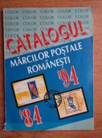 Victor Sasu - Catalogul marcilor postale romanesti