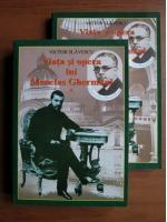 Anticariat: Victor Slavescu - Viata si opera lui Menelas Ghermani (2 volume)