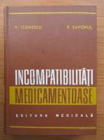 Victor Stanescu - Incompatibilitati medicamentoase