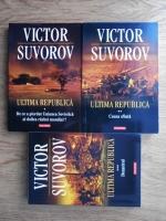 Anticariat: Victor Suvorov - Ultima republica (3 volume)