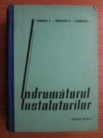 Anticariat: Victor Voinescu - Indrumatorul Instalatorilor