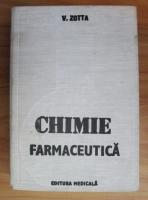 Anticariat: Victor Zota - Chimie farmaceutica